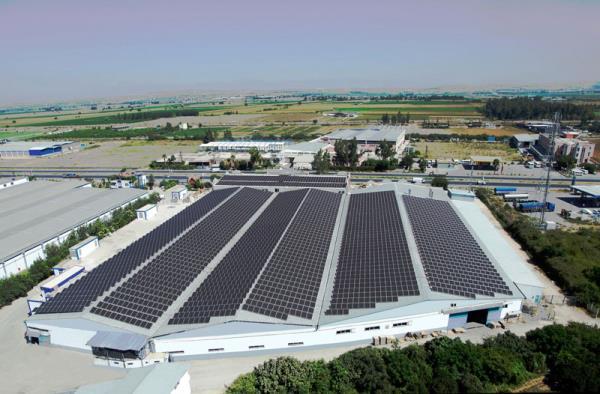 Instalaciones Fotovoltaicas Sobre Tejado Industrial